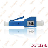 Atenuador da fibra óptica LC-Upc