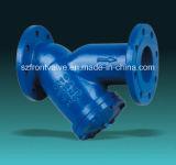 Ferro de molde/Filtro Ductile da extremidade rosqueada do ferro