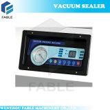 Máquina de embalagem do vácuo do malote da câmara do dobro do alimento de peixes (DZ-1000/2SB)