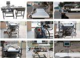 Kombinations-Metalldetektor und überprüfendes und sortierendes Check-Wäger für Metalldas entdecken, Gewicht