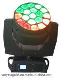 Do olho principal movente da abelha do diodo emissor de luz do zoom do B-Olho K10 19*15W luz principal movente do diodo emissor de luz