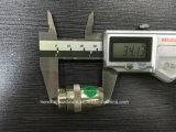 Pièce de commande numérique par ordinateur d'accessoires de pipe d'acier inoxydable