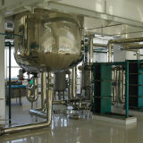 Instalación de procesamiento del refino de petróleo de cacahuete del petróleo refinado