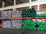 Estera plástica verde de la hierba del PPE del profesional para la decoración del jardín
