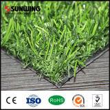 25mm grüner Garten-künstlicher Gras-Matten-Plastikteppich mit konkurrenzfähigem Preis