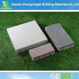 Água que absorve não o tijolo permeável/telha da água cerâmica do deslizamento