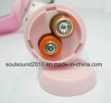 Economische Kleine Ventilator Op batterijen voor Gift (ID365B)