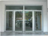 Vidro desobstruído & matizado para portas