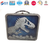 ClothesおよびToys Jy-Wd-2015121309のためのジュラ紀のPark Dinosaur Decorative Storage Box