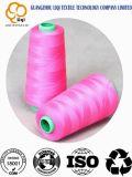 Caldo-Vendendo 100% filato filato poliestere per i vestiti di cucito