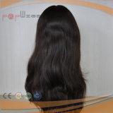 Silk верхний длинний парик женщин человеческих волос