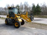 Haiqin Brand Articulated 1.5ton Compact Loader (HQ915) met Ce