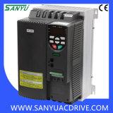 regulador del motor de 4kw Sanyu para la máquina del ventilador (SY8000-004G-4)