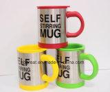 Taza Stirring del uno mismo/taza de mezcla del café