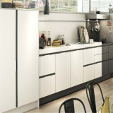 N & L mobilia bianca della cucina con la scheda laminata (kc1120)