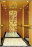 Г-н подъема лифта пассажира вытравленный зеркалом & Mrl Aksen Ty-K240