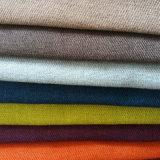 Prodotto intessuto tinto pianura del sofà della tessile della casa della tappezzeria del poliestere