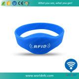 Impermeabilizar 13.56 el Wristband del silicón de la etiqueta del megaciclo RFID