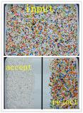 [فولّ كلور] [5000بإكس] نظامة بلاستيك رقاقة لون فرّاز