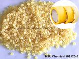 Pressão industrial da resina do hidrocarboneto C5/C9 - adesivos sensíveis Hg100-5