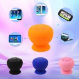 Wireless Shower Waterproof Sunction Bluetooth Speaker,