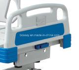 Elektrisches und manuelles Krankenhaus-Bett der Funktions-zwei