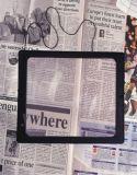 obiettivo di Fresnel dello strato del Magnifier della pagina completa 3X (HW-300B)