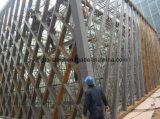 강철 건축 구조 건물