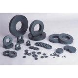 De Goedkope Permanente Magneten van uitstekende kwaliteit van het Ferriet van het Blok met een Gat