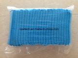 Mit Gummizug Pöbel-Wegwerfclip Hairnetcap für medizinisches