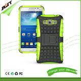 Samsung 은하 Grand3를 위한 1개의 TPU PC Kickstand 셀룰라 전화 상자에 대하여 내진성 2