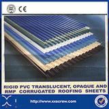 Macchina ondulata rigida dell'espulsione dello strato del tetto del PVC