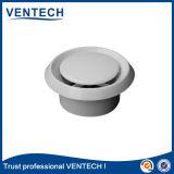 Клапан воздуха диска отражетеля воздуха круглого кондиционирования воздуха регулируемый