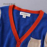 Katoenen van Phoebee In het groot 100% Gebreide Jongens/de Breiende Kleren van Sweaters