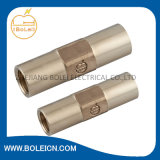 MessingFittings Threaded Coupling für Threaded Copper Bond Earth Rod