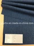 Законченный джинсыы Twill волокна хлопка/полиэфира ткани голубые