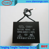 Film metallizzato Cbb61 Capacitor 450VAC 440VAC1.5UF Made in Cina