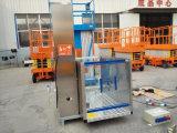 Toegankelijke de verticaal heft het Hydraulische Platform van de Lift van de Rolstoel met SGS van Ce Certificatie op