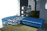 Sofá de Morden Cornern ajustado com otomano (VV958)