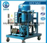 Máquina del filtro de aceite del vacío de la eficacia alta de Zlyc-30A