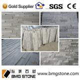 Chinesische graue hölzerne Korn-Preis-Marmor-Treppe