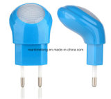 Lámpara elegante del control de la mini de 0.7W LED luz de la noche
