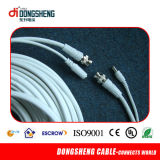 Cable coaxial Rg59 del CCTV del precio caliente de la fabricación 2016 con el cable siamés 2c Rg59
