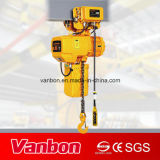 500kg Electric Chain Hoist met Electric Trolley (wbh-00501SE)