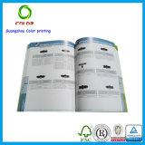 중국 공급자 싸게 Softcover 인쇄 카탈로그