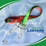 Identificazione Card Holder Lanyard con Customer Logo Customized