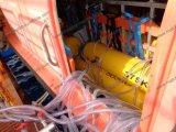 Saco do elevador dos pesos da água do teste de carga