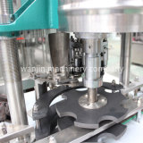De Lopende band van de Vullende Machine van het Blik van de Industrie van het Sap van de drank