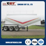 Tri-Axle 60 Cbm 50ton Bulk Cement Power Material Cargo Tanker Transport Semi Trailer