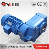 Fabricante profesional de motor helicoidal del engranaje del eje serie-paralelo de FC